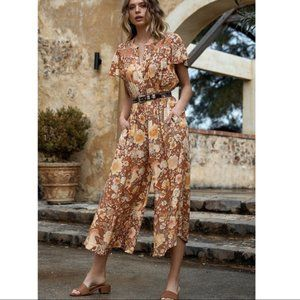 Spell & Gypsy Collective Amethyst Pantsuit Amber